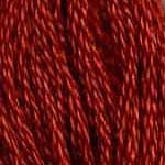 Buy DMC six-stranded embroidery floss - 918 - Red Copper - Dark