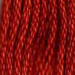 Buy DMC six-stranded embroidery floss - 919 - Red Copper