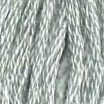 Buy DMC 928 - Very Light Gray Green six-stranded embroidery floss at Raspberry Lane Crafts