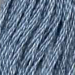 Buy DMC six-stranded embroidery floss - 932 - Light Antique Blue