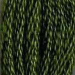 Buy DMC six-stranded embroidery floss - 937 - Medium Avocado Green