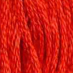Buy DMC six-stranded embroidery floss - 946 - Medium Burnt Orange