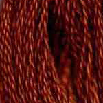 Buy DMC six-stranded embroidery floss - 975 - Dark Golden Brown