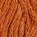 Buy DMC six-stranded embroidery floss - 976 - Medium Golden Brown