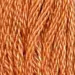 Buy DMC six-stranded embroidery floss - 977 - Light Golden Brown