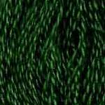 Buy DMC six-stranded embroidery floss - 986 - Very Dark Forest Green