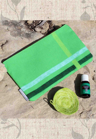 Eucalyptus Green Flag Gift Set