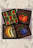 Buy Fruit Potholders Quilt Pattern at Raspberry Lane Crafts