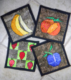 Fruit Potholders Pattern Download