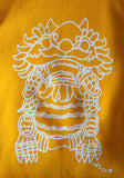 Imperial Guardian Lion graphic for sweatshirts