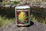 Golden Conure Parrot Coffee Mug for Sale at Raspberry Lane Crafts The Art of Wendy Christine