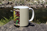 Tropical Parrot Mug Set