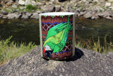 Great Green Macaw Coffee Mug for Sale at Raspberry Lane Crafts