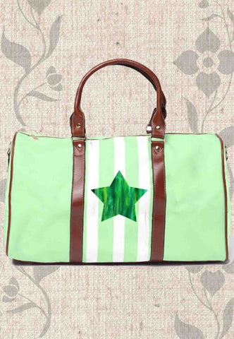 Green Star Travel Bags