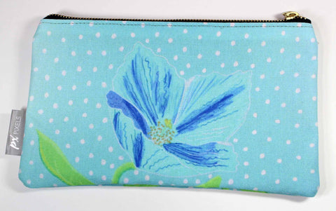 Himalayan Blue Poppy Carry-All Bag
