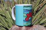 Southwest Art Mugs for Sale by The Art of Wendy Christine