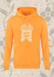 Gold Yellow Graphic Hoodie Sweatshirt for Men Teens Buy Purchase Find at Raspberry Lane Crafts