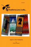 Jaguar in tree, Tropical Sailing, Chess Knight, Red Argyle Bookmark cross stitch patterns for sale at Raspberry Lane Crafts.