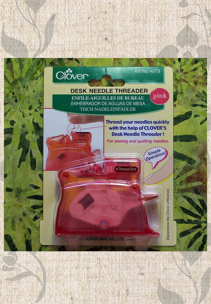 Pink Clover Needle Threader for Sale Buy Purchase Find
