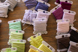 DMC embroidery floss - 01 - 35 NEW COLORS