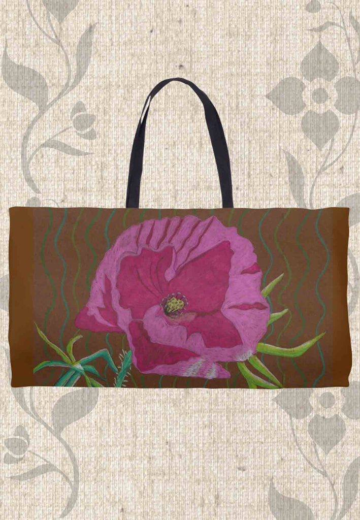 Pink Blush Peony Weekender Tote Bags for Sale Buy Purchase Find at Raspberry Lane Crafts