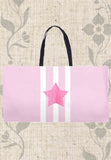 Buy Pink Star Weekender Tote Bags for Sale at Raspberry Lane Crafts