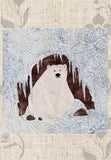 Buy Polar Bear in Ice Cave Quilt Pattern at Raspberry Lane Crafts. Find Purchase