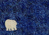 Polar Bear Placemat Quilt Pattern