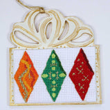 Buy Sparkling Diamonds Christmas Present Cross Stitch Pattern Download