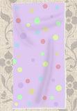 Buy Pastel Purple Spotted Hand Towel for Gifts for Sale at Raspberry Lane Crafts Buy Baby Shower Gifts