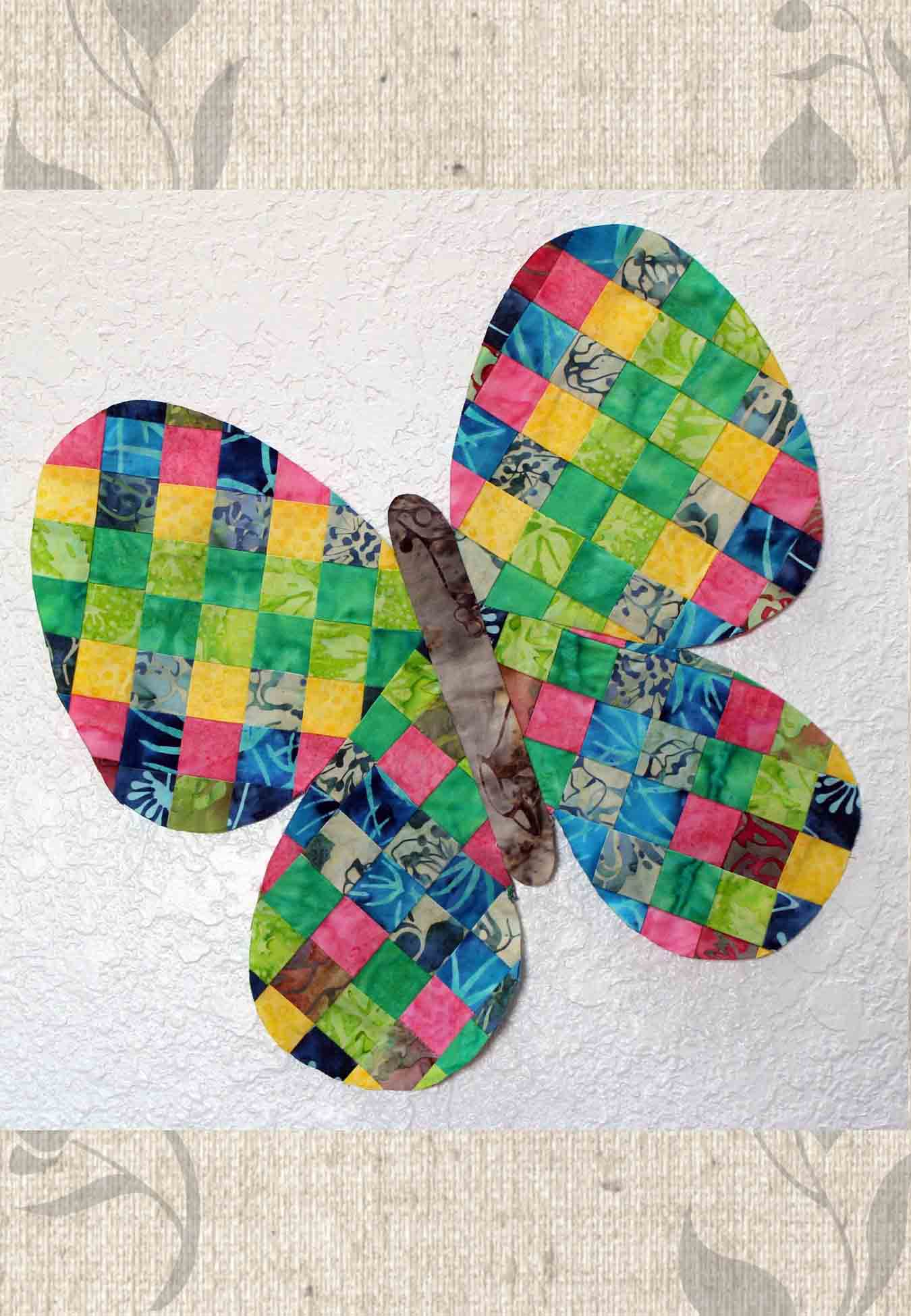 Rainbow Butterfly Sewing Pattern for Sale – Raspberry Lane