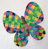 Rainbow Butterfly Sewing Pattern Download
