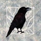 Raven of the Wood Quilt Pattern