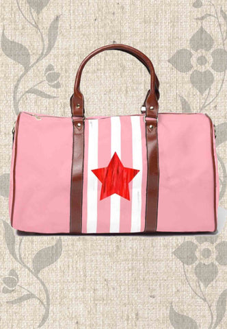 Red Star Travel Bags