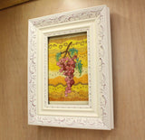 Buy grapes fruit cross-stitch pattern.