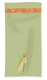 Safari African Cheetah Hand Towel for Sale The Art of Wendy Christine