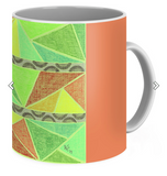 Beautiful Coffee and Tea Mugs for Sale from Wendy Christine.  Buy Purchase Find
