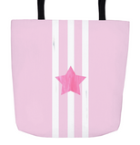 Pink Star Tote Bags for Sale from The Art of Wendy Christine