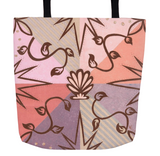 Shell Speck Tote Bag by The Art of Wendy Christine for Sale