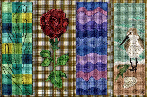Sea to Garden Bookmarks