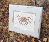 Spider Cross Stitch Pattern for Sale at Raspberry Lane Crafts Halloween