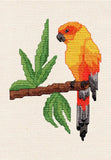 Parrots of the World Cross Stitch Pattern Book Download