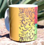 Buy Gorgeous Southwest Art Coffee Mugs Purchase Find at Raspberry Lane Crafts.  The Art of Wendy Christine.