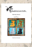 Buy Teddy Bear Bonanza Quilt Block for Sale at Raspberry Lane Crafts
