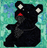 Teddy Bear Bonanza Quilt Pattern Digital Download
