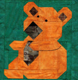Teddy Bear Bonanza Quilt Pattern Download