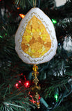 Jewel Ornament Cross Stitch Pattern Digital Download