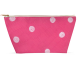 Snail Shell Dot Accessory Pouches