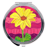 Pink Light Compact Mirrors