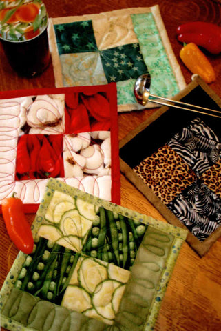 Fun & Fast Potholder Pattern